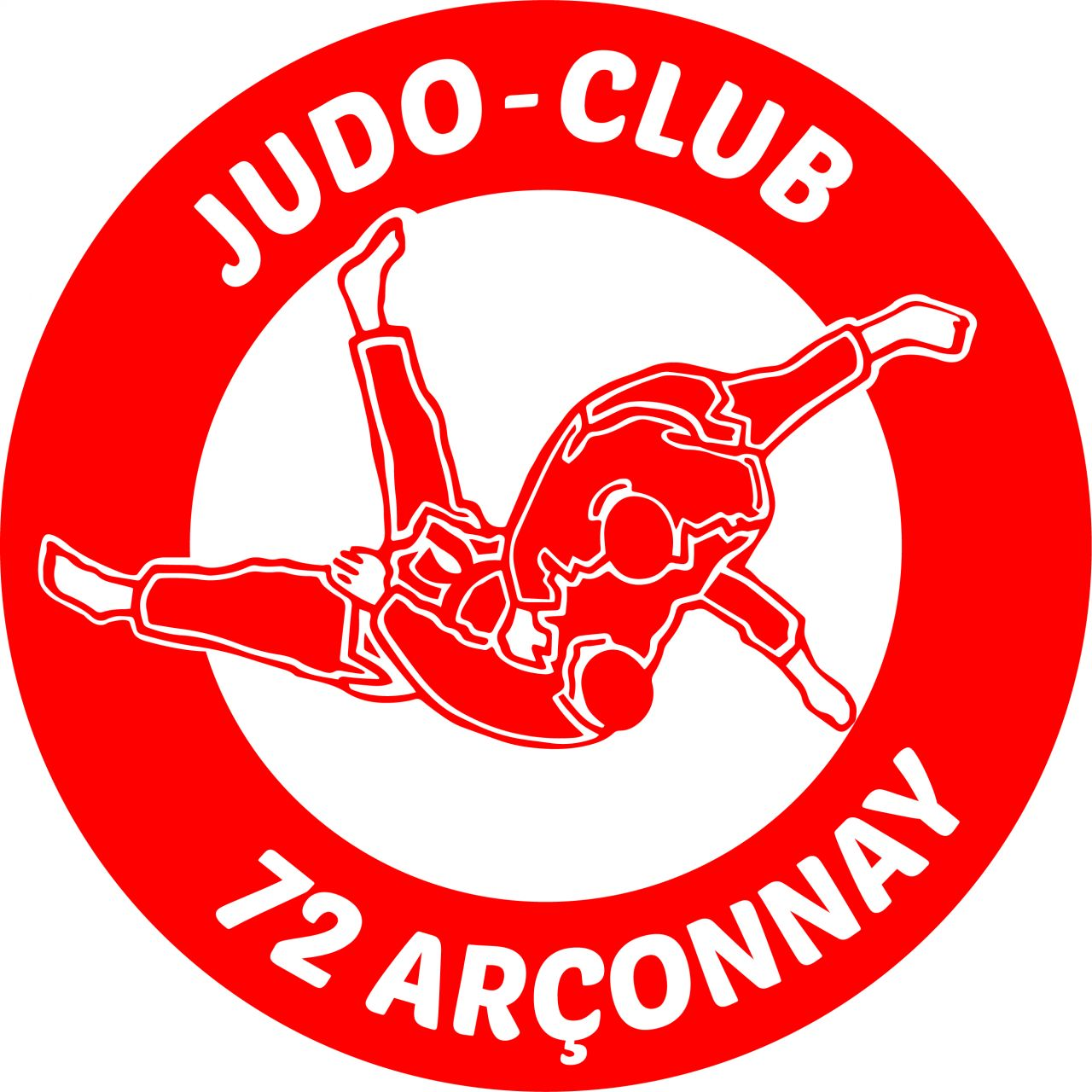 Logo JUDO CLUB ARCONNAY
